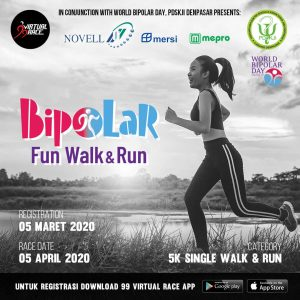 Bipolar Fun Run And Walk- Registration