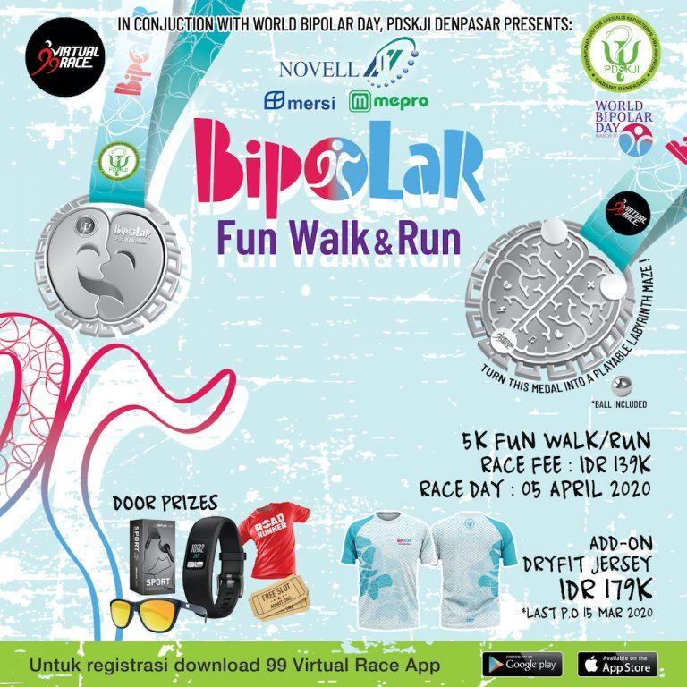 Bipolar Fun Walk & Run