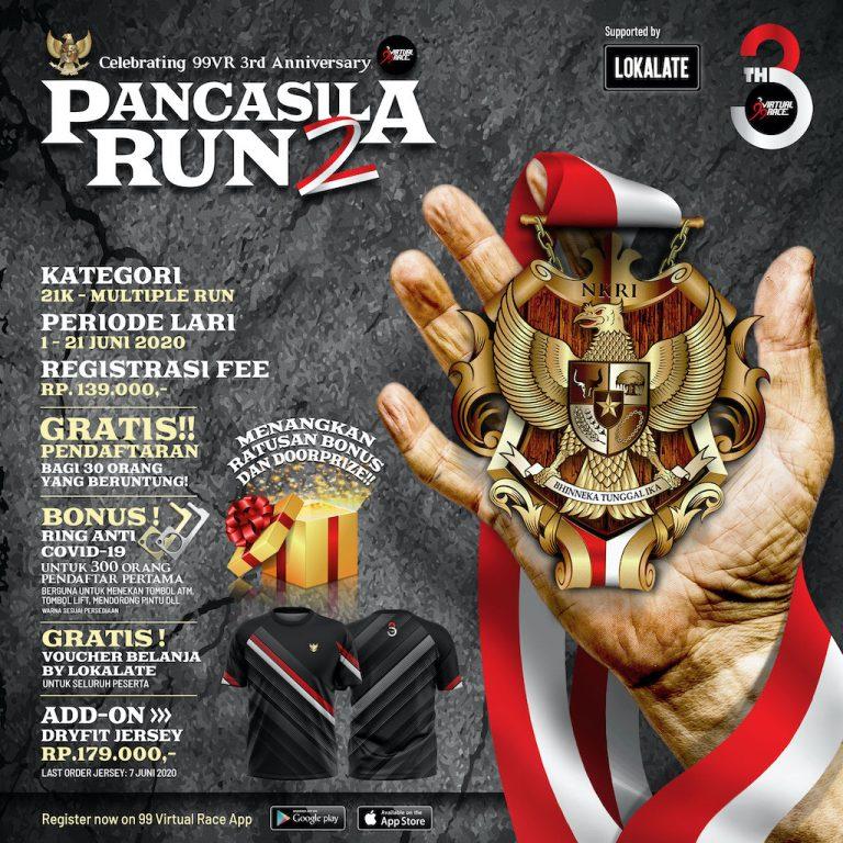 Pancasila Run 2