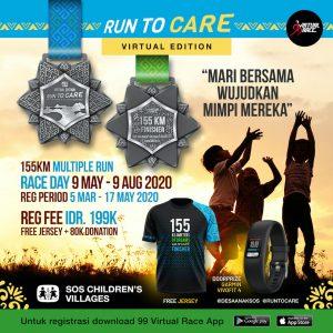 Run To Care Virtual Edition