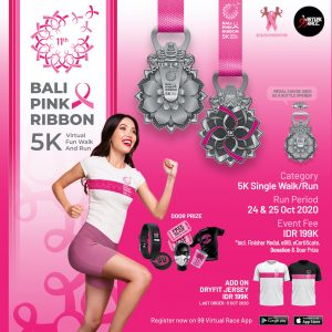 Bali Pink Ribbon Fun Walk & Run