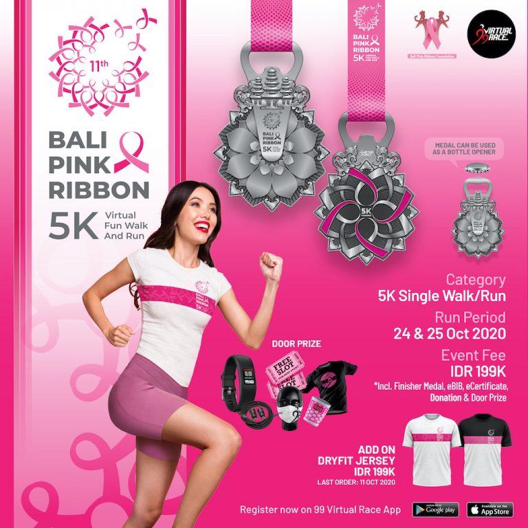 Bali Pink Ribbon Fun Walk & Run