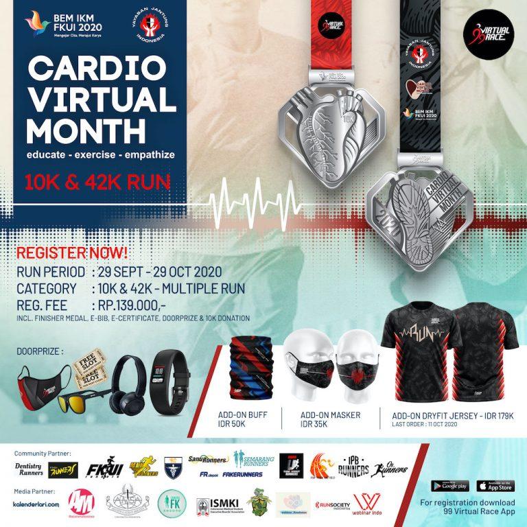 Cardio Virtual Month