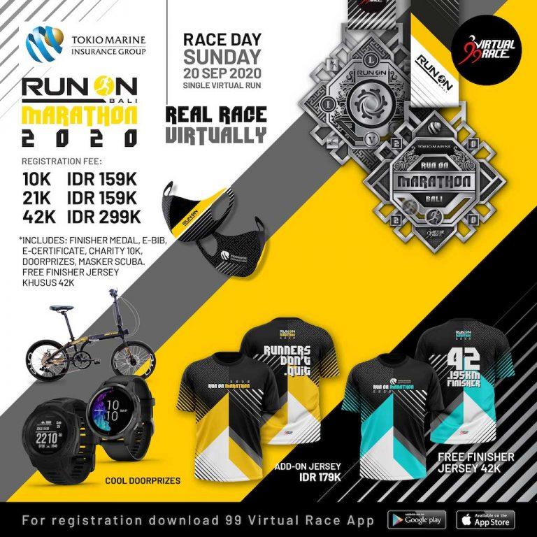 Run On Marathon 2020
