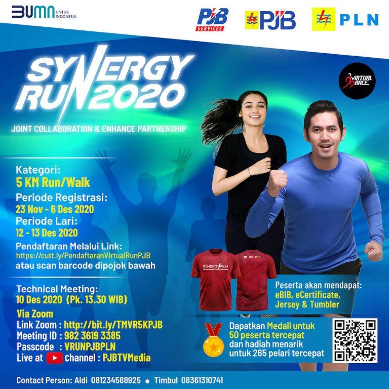 Synergy Run 2020