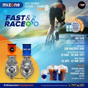 Mizone Fast & Race