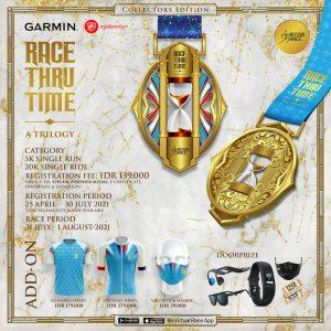 The Hourglass - Race Thru Time #1