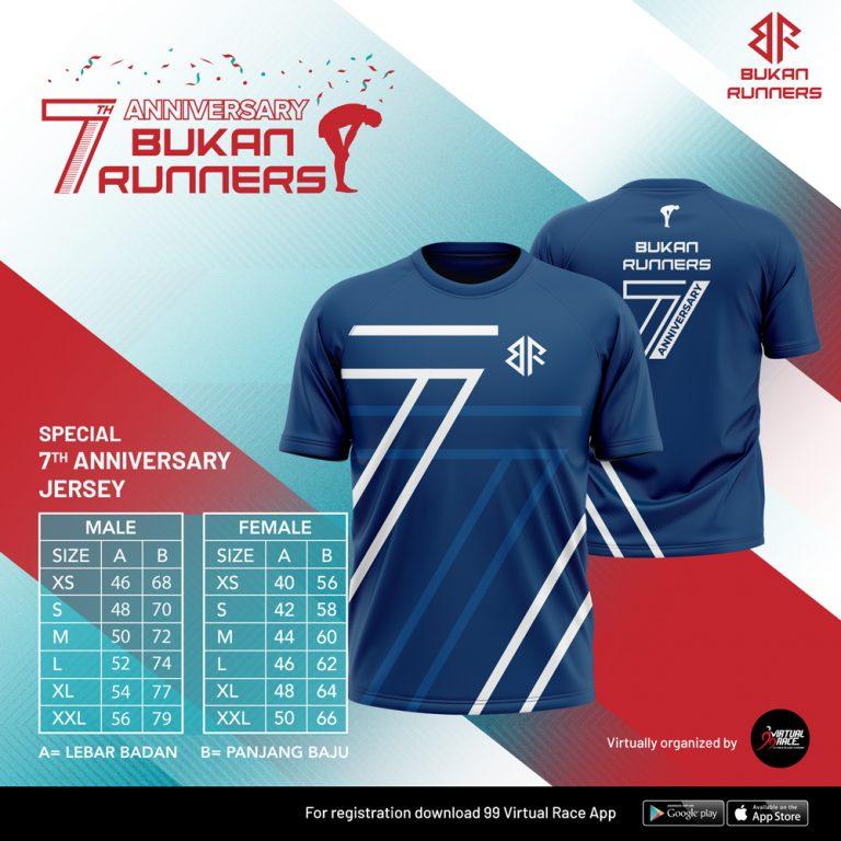 Bukan Runners 7th Anniversary