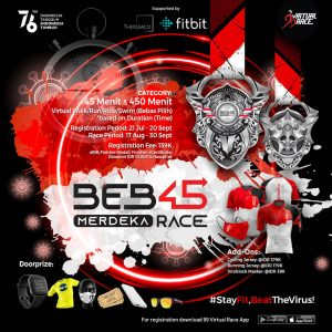BEB45 Merdeka Race