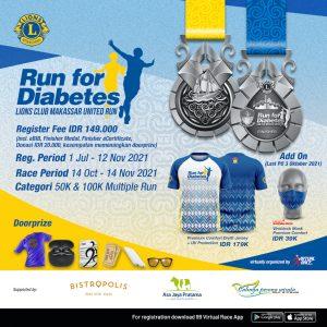 Run for Diabetes